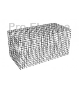Pack 20 Gabions 2000x1000x500 100*50 Fil 4.5mm