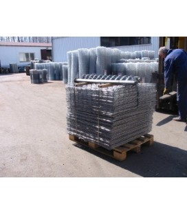 Kit Gabion 200x100x100cm 4.5mm fil
