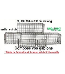 Gabions Classique CLIQUE ICI et CHOISIR