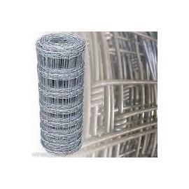 Pack Rouleaux 1.60m de haut 50 ml de Grillage Forestier GALVA PREMIUM fil 2.4 / 1.9 mm 15 fils