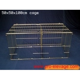 Cage Exposition 70x70x70 x3
