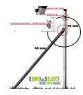 1.5H Galva Eco fil 2.0 / 1.6 mm 14 fils