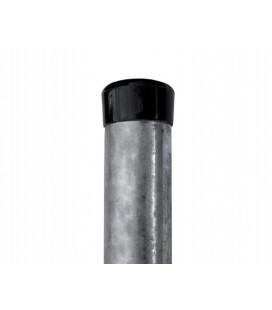 Pack Poteaux Galvanisés Hauteur 1750 mm, diamètre 48 mm, épaisseur 1,50 mm sans fixation fil tension