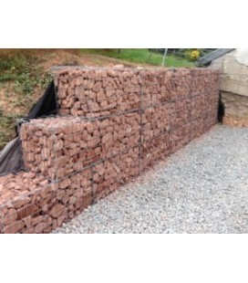 Pack 20 Gabions 500x1000x500 100*100 Fil 4.5mm