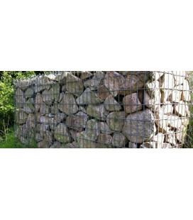 Pack 30 Gabions 2000x1000x1000 100*100 Fil 4.5mm