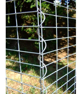 Pack 80 Gabions 2000x500x500 maille 100*100 Fil 4.5mm