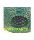 GRILLAGE VOLIERE+ PVC - HOBBY, 0,5 et 1,0 m Haut, 5 m à 10 m long PVC vert